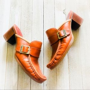 Timberland Leather Buckled Loafer